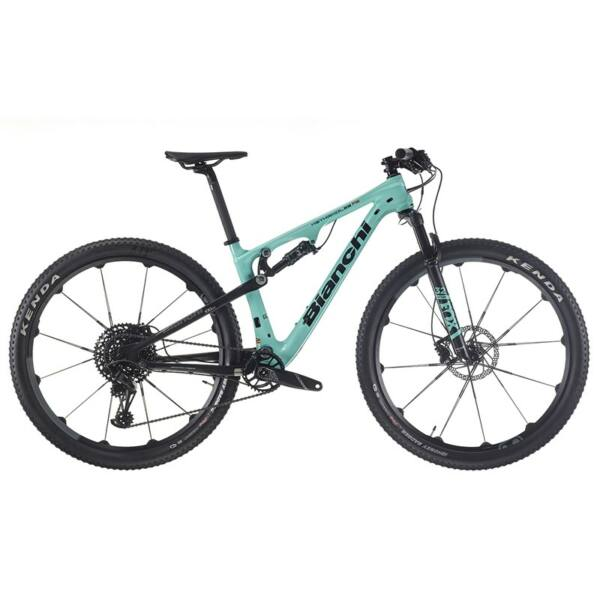 BIANCHI METHANOL FS 9.4 - GX EAGLE MIX 1x12sp (KOM Light) MTB kerékpár