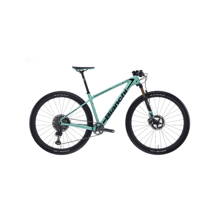 BIANCHI METHANOL 9.2 CV RS - XTR 1x12SP kerékpár