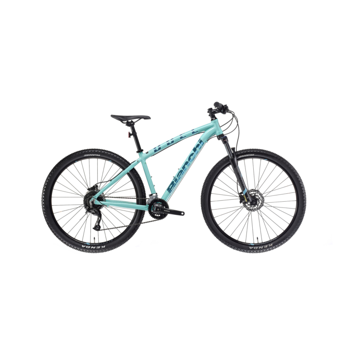 BIANCHI DUEL 29S - ALIVIO MIX 2x9SP kerékpár
