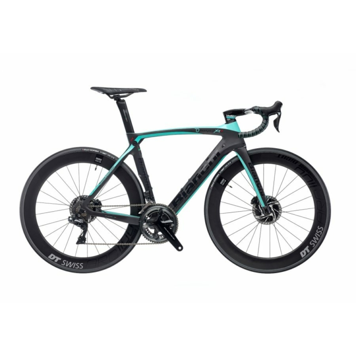 BIANCHI OLTRE XR4 DISC - DURA ACE DI2 11SP 52/36 (VISION METRON) kerékpár
