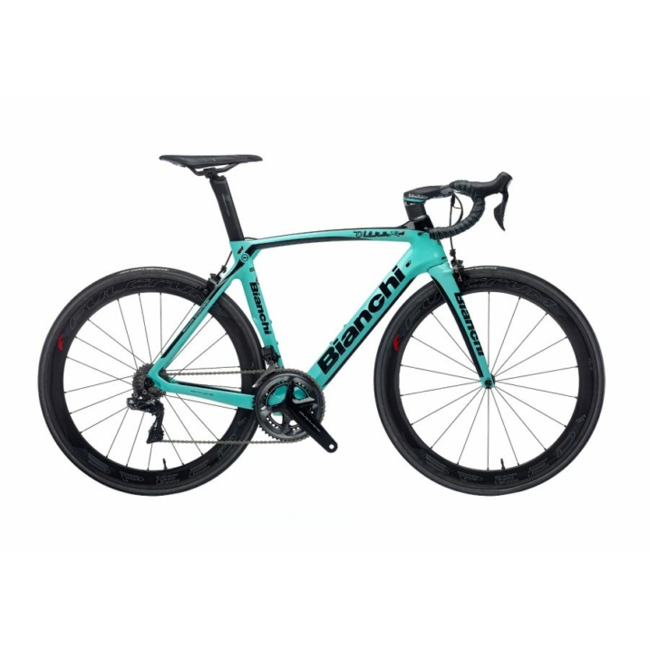BIANCHI OLTRE XR4 - DURA ACE DI2 11SP 52/36 (FULCRUM RACING ZERO) kerékpár