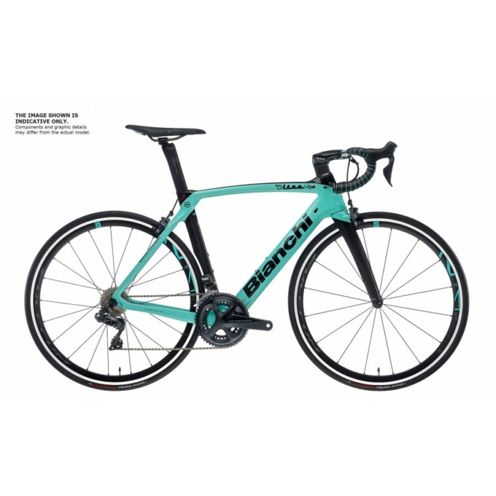 BIANCHI OLTRE XR4 - SUPER RECORD EPS 12SP 52/36 (FULCRUM RACING ZERO) kerékpár