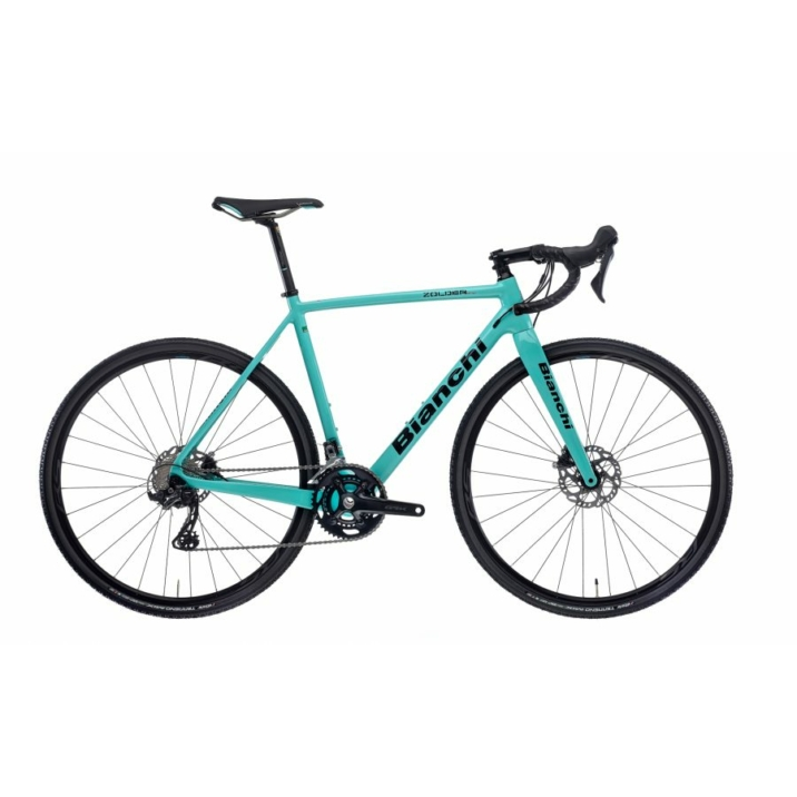 BIANCHI ZOLDER PRO DISC - GRX 600 11SP HYDR. DISC kerékpár