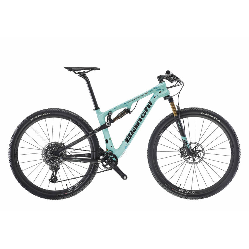 BIANCHI METHANOL FS 9.1-SRAM XX1 EAGLE 12sp DT XRC kerékpár