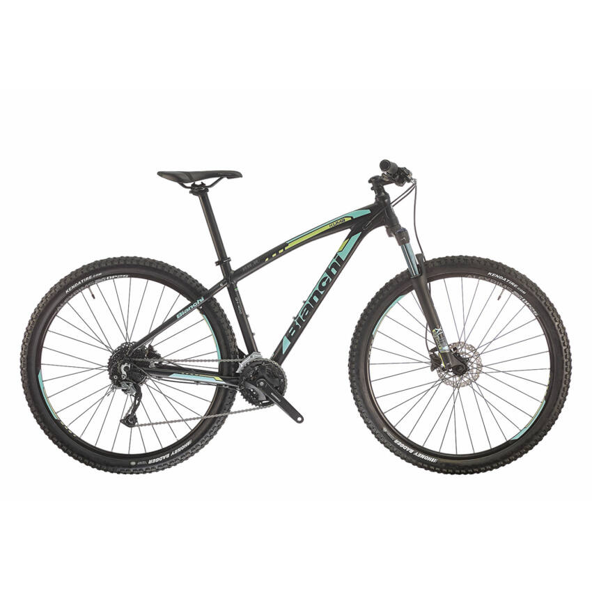 BIANCHI KUMA 29.2 SHIMANO ALIVIO/ALTUS 3x9sp kerékpár