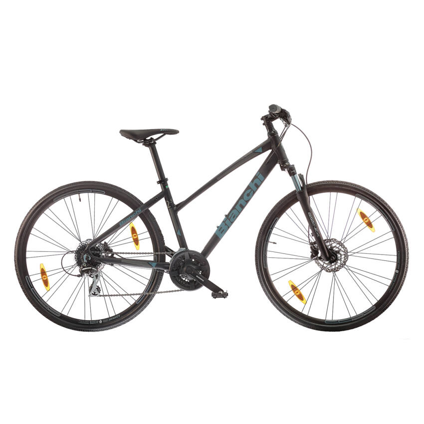 BIANCHI C-SPORT CROSS DAMA ACERA 24sp kerékpár