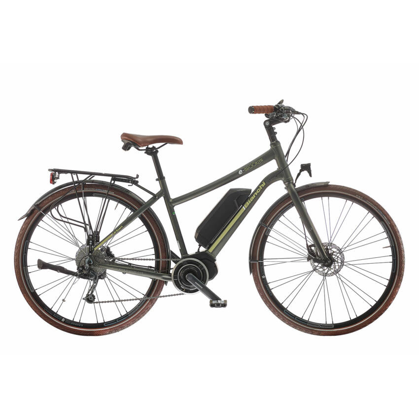 BIANCHI BROOKLYN LADY SHIMANO DEORE DISC 9sp kerékpár