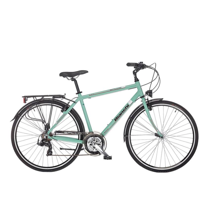 BIANCHI SPILLO RUBINO 21sp kerékpár