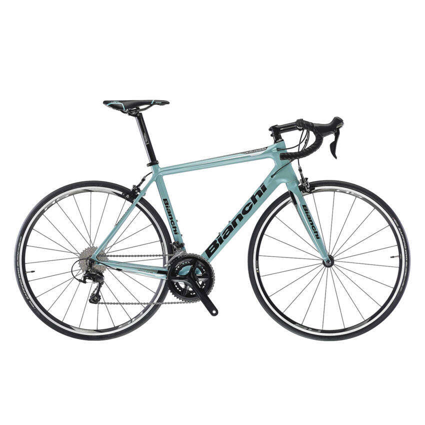 BIANCHI INTREPIDA 105 COMPACT 11sp kerékpár