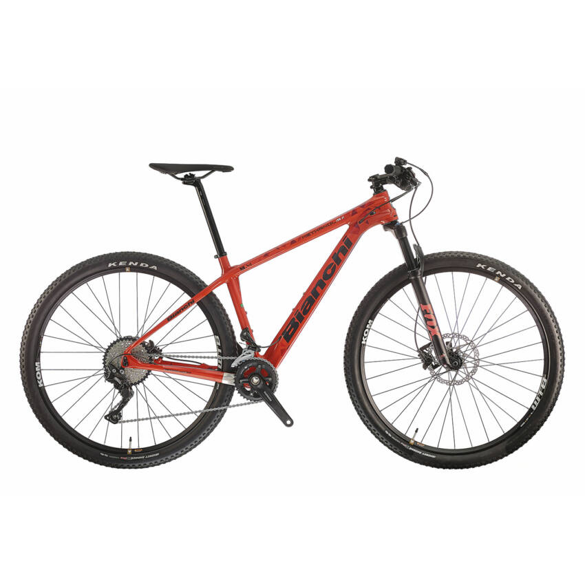 BIANCHI METHANOL SX 9.4 SHIMANO DEORE 2x10sp Komi 23 kerékpár
