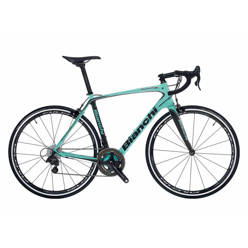 BIANCHI INFINITO CV CHORUS COMPACT 11sp Racing Quattro C17 kerékpár