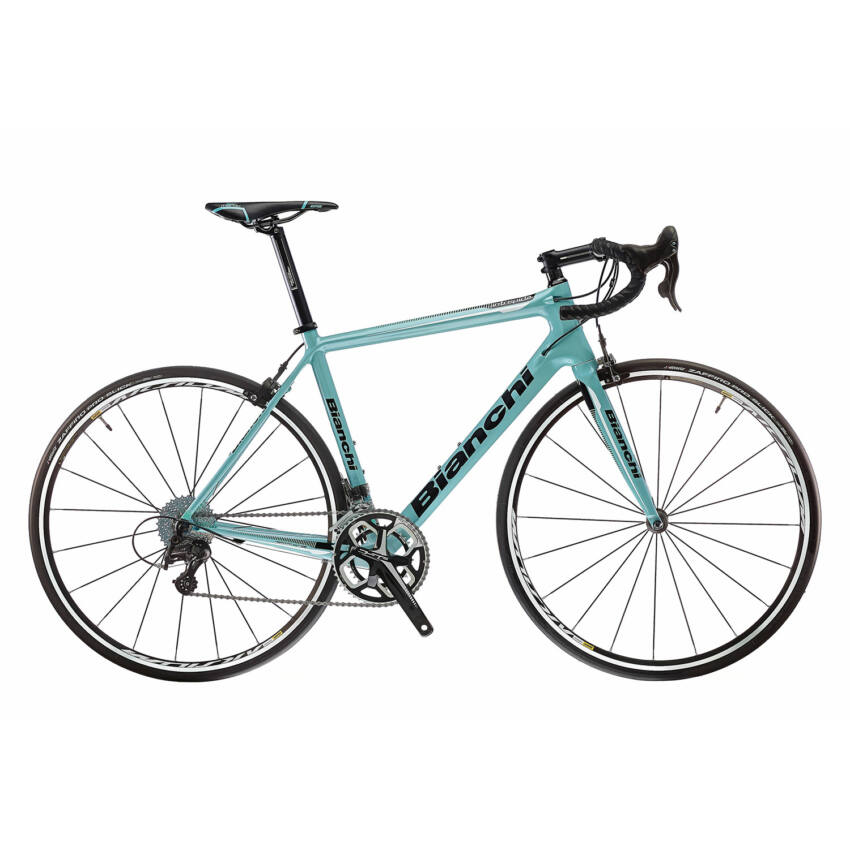 BIANCHI INTREPIDA CENTAUR COMPACT 11sp kerékpár