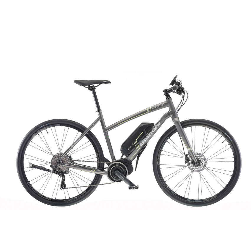 BIANCHI MANHATTAN SHIMANO XT DISC 10sp kerékpár
