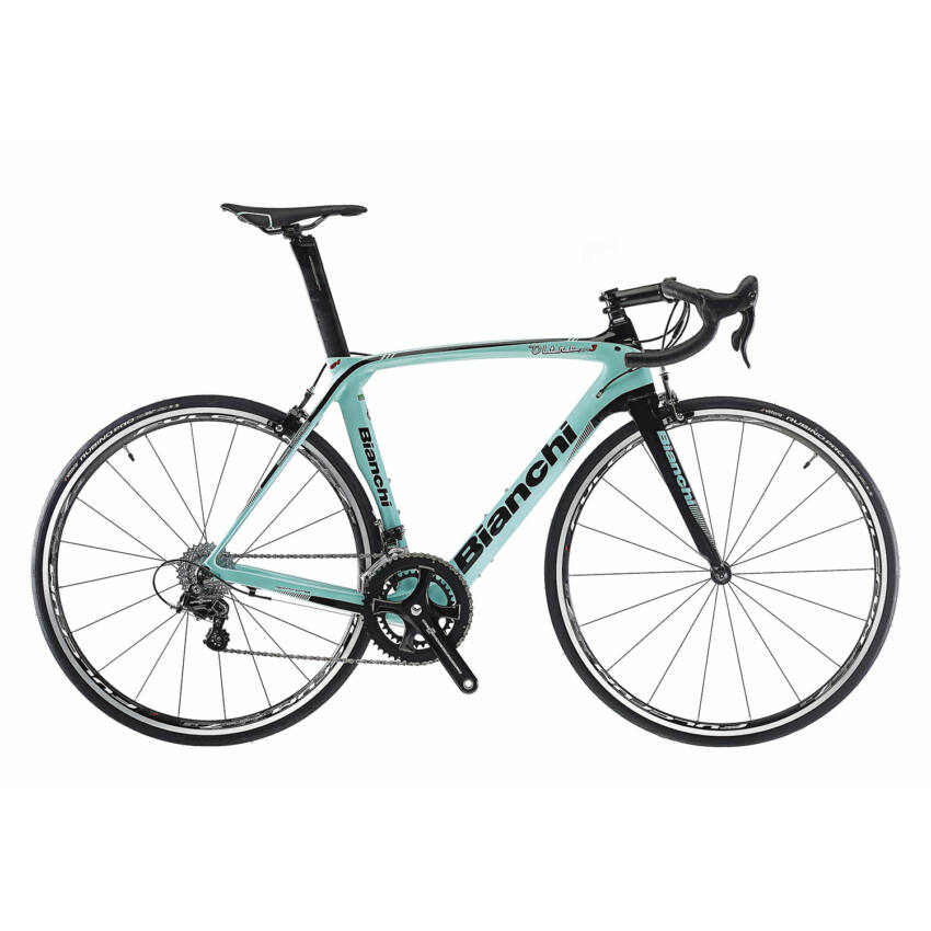 BIANCHI OLTRE XR3 Potenza 11sp 52/36 Racing 7 kerékpár