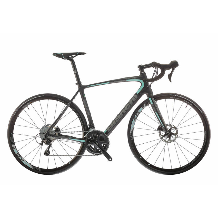 BIANCHI INTENSO DISC 105 COMPACT 11sp kerékpár