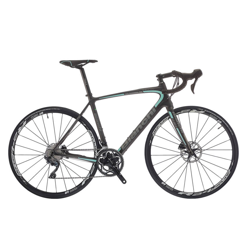 BIANCHI INTENSO DISC ULTEGRA/105 COMPACT 11sp kerékpár