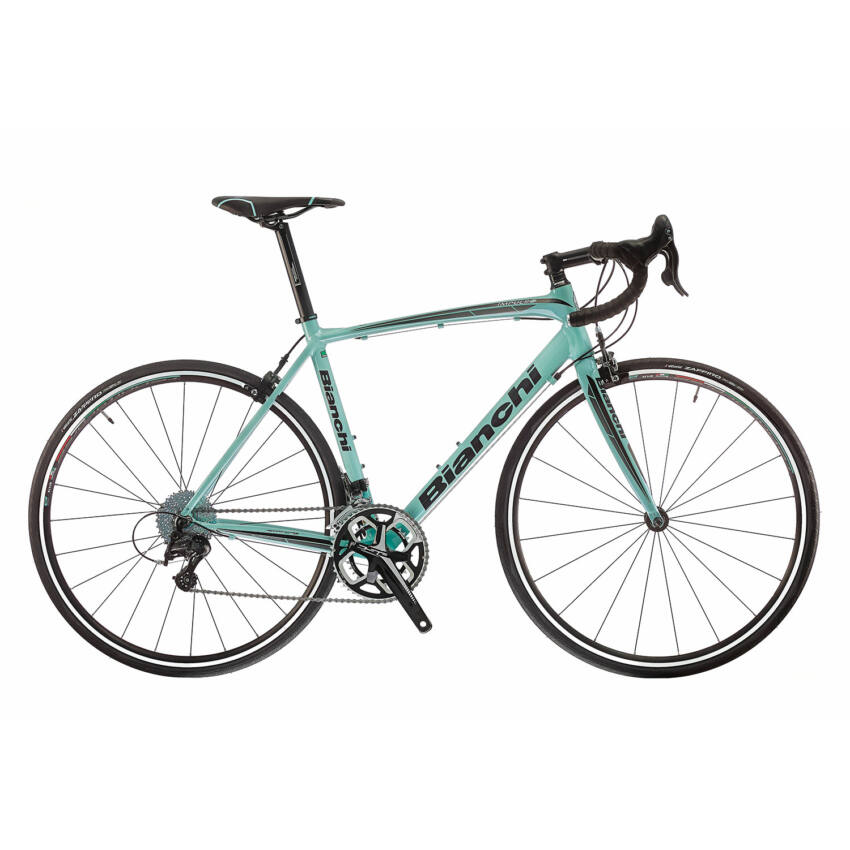BIANCHI IMPULSO CENTAUR COMPACT 11sp kerékpár