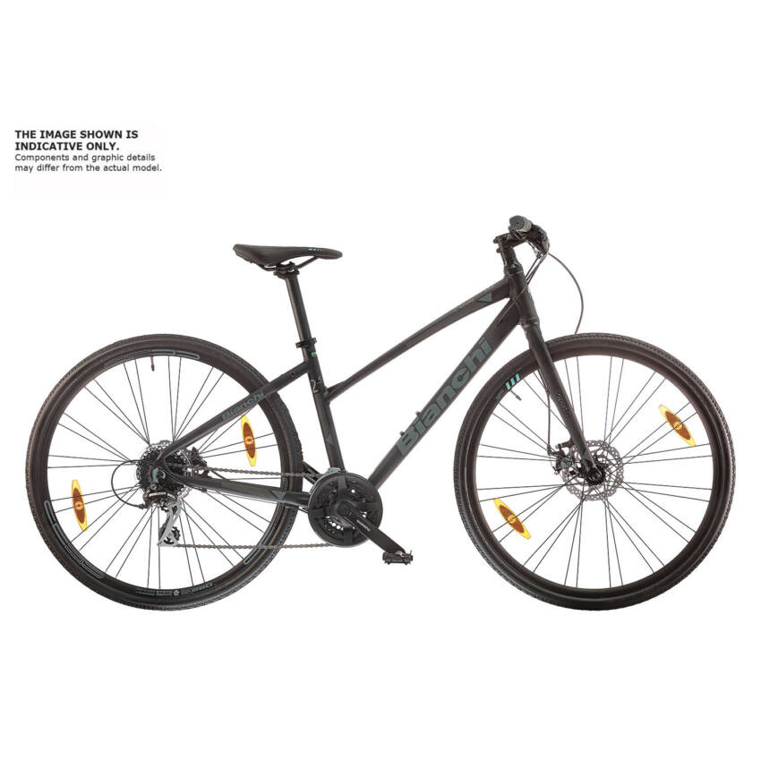BIANCHI C-SPORT DAMA 2.5 ACERA 24sp kerékpár