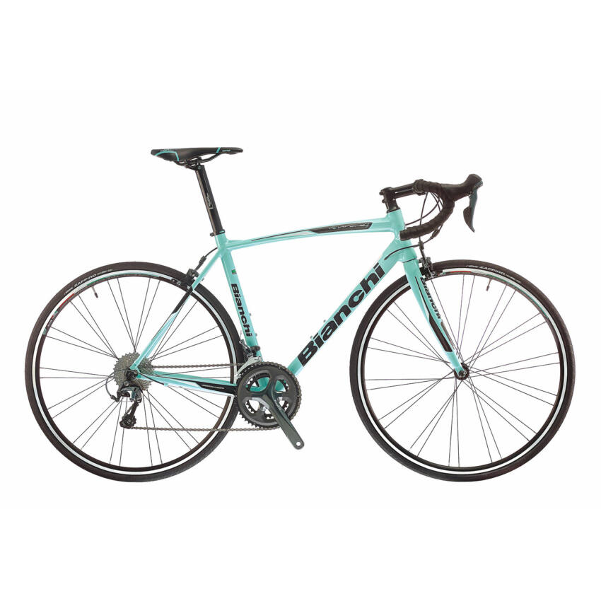 BIANCHI VIA NIRONE 7 TIAGRA COMPACT 10sp kerékpár